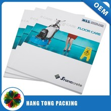 Perfect customized offset printing catalogue design for sale