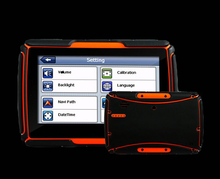"""Motorcycle navigation, 4.3"""" IP57 wholesale china motorcycle with free map and bluetooth"""