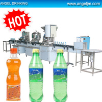 Full automatic manufacture of plastic water bottles/small plastic water bottle manufacturing plant/small manufacturing plant