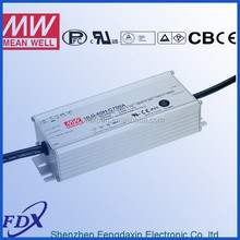 60W 700mA LED Driver with PFC function HLG-60H-C700 MEAN WELL original