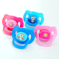 BPA FREE Funny printed Baby pacifier