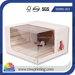 High Quality Wholesale Paper Box Corrugated