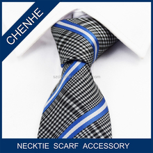 Jacquard Wholesale Promotional Mens custom Made Woven 100% Silk Neck Tie