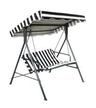 swing al aire libre de doble asiento de silla de camping con el paraguas plegable silla de camping para 2015