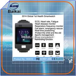 Wholesale Multifunction smart watch mobile phone /Smart GPS ,Music,Wifi,SIM Card, touch screen smart Watch