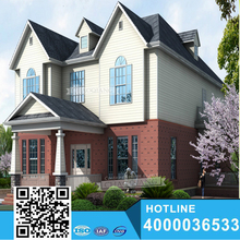 Chaoqiang Professional manufacture/supplier prefabricated villa