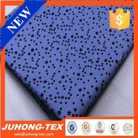 New design TR mens trousers yarn denim fabric