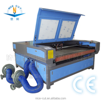 NC-F1810 Auto-Feeding fabric fabric layer cutting machine for garment