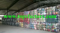 High quality small bales of mixed used clothing for sale