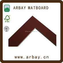 Cheap mountboard in paper crafts /passepartout in Paper Crafts/picture frame cardboard