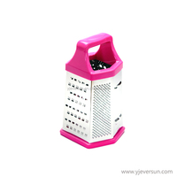 New arrival Food grade Multi function kitchen grater plastic cheese grater