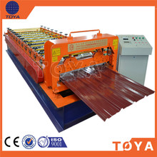 Great corrugated roof tile forming machine in hebei china China supplier