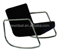 New ideal swing chair , fabirc rocking chair (NH105)
