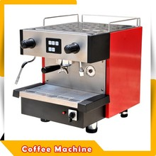 4L stainless steel professional espresso coffee machine
