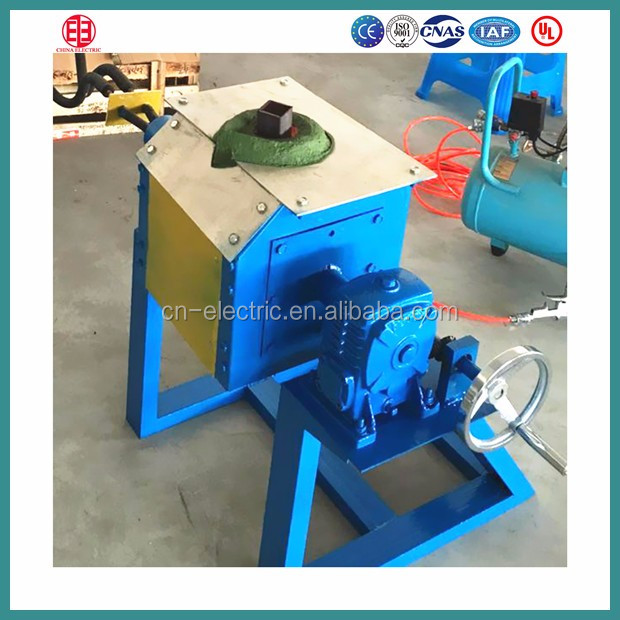 50KG IGBT type and iron or steel smelting furnace3
