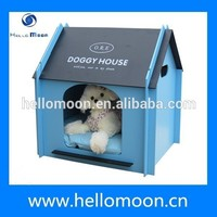 Factory Made Reasonable Price Luxury Wpc Dog House