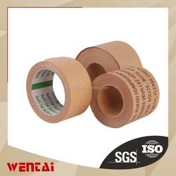 Water activity 2015 hot sale fashion Write kraft adhesive kraft strapping tape
