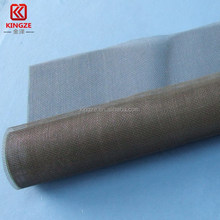 aluminum sliding plain weave mosquito protection stainless steel window screen