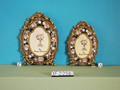 El comercio $11000 de garantía de producto vintage retro brown decoración para el hogar de la foto marco de imagen