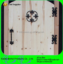 high quality cast iron pull handles knobs&hardware for wooden door