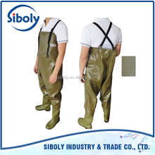 Best selling products 2015 new style fishing wader products made in asia