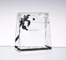Factory professional custom portable pvc plastic gift bags