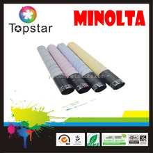 high quality toner kit copier toner compatible ink refill toner kit TN216 for Konica Minolta C220 280 printer & copier