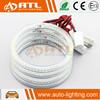 Wholesale led auto lighting full ring 3528 smd rgb angel eyes ring