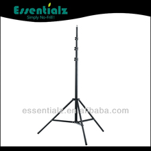 10 Ft, 3M, Pro Heavy Duty Spring Cushioned Light Stands, All Metal Locking Collar