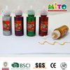 40ml wholesale glitter glue decoration