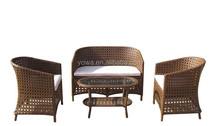 2015 fashion outdoor rattan sofa sets