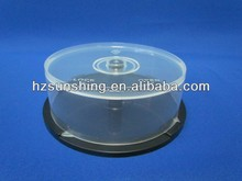 700MB/80mini blank 25pcs cd with cake box original blank cd-rw retail