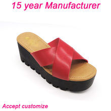 Factory directly hotsale slipper shoes 2012
