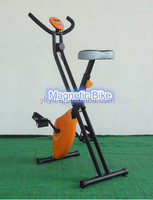 Newest commercial magnetic exercise bike with flywheel/body building fitness sports equipment as seen on TV