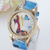 2015 Fashion Women Wrist watch clock watches made in china