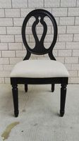 French solidwood chair