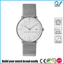 Fascinated watch collections germany design brand stainless steel watch automatic