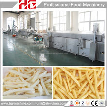 HG automatic quick frozen french fries making machine