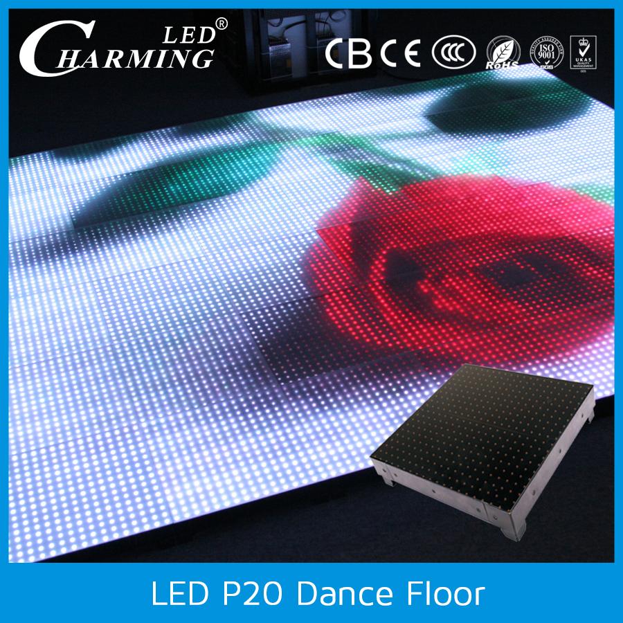 Portable Dance Floor With Lights : Sensitive portable led light up dance floors for sale