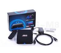 quad core amlogic m8 android tv box s802 quad core android 4.4 smart OTT tv box arabic iptv set top box