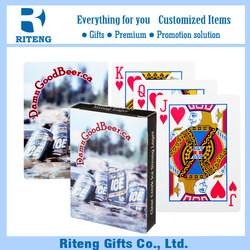 Custom Design Standard Russian Playing Cards