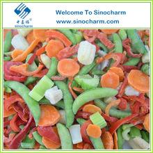 HACCP Frozen Mixed Vegetables
