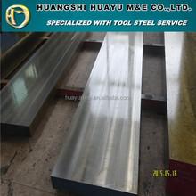 alloy tool steel din 2379 forging steel flat bar providers