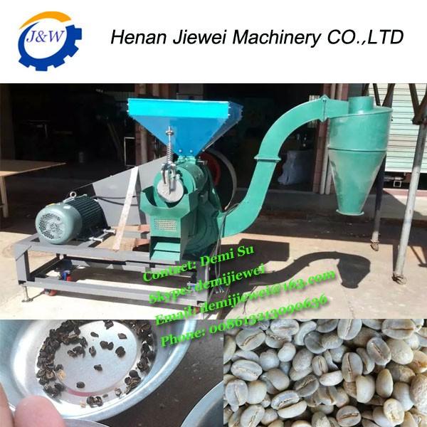 Caf huller machine grain de caf machine de d corticage cocoa bean machine plucher - Machine a eplucher les chataignes ...