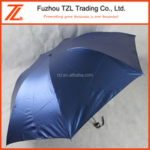 Customizable pattern umbrella with replacement umbrella handle