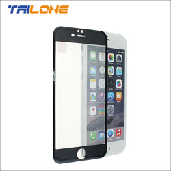 2016 full protective glass 3D screen protector with design for iphone 6