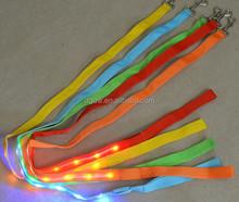 Multiple Colors LED Lights Leash for Dog