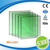 MSLLG01 lead anti-radiation glass/x ray lead glass/lead sheet