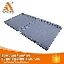 wholesale in China roof tiles synthetic resin building material