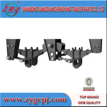 Hot Selling BPW Suspension for semi trailer spare parts